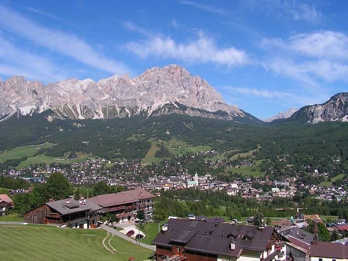 Vacanze a Cortina