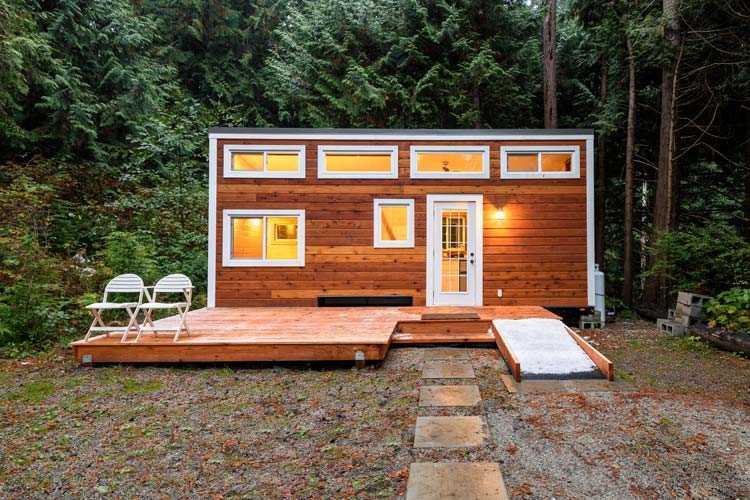 stile cottage moderno